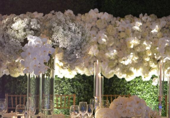 Top 10 DIY Wedding Backdrop Ideas - DJ FIRST